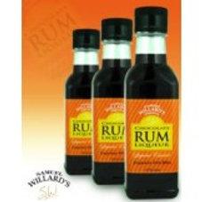 Samuel Willards Chocolate Rum Premix liqueur