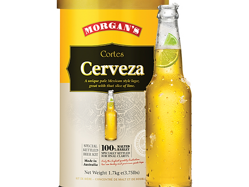 Morgans Cortez Cerveza