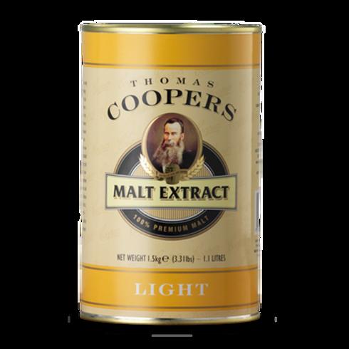 Coopers light malt extract
