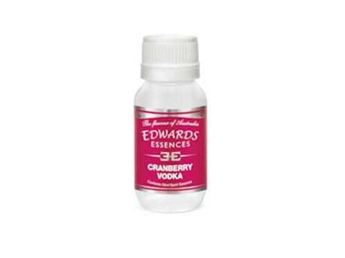 Edwards Essence - Cranberry Vodka 50ml