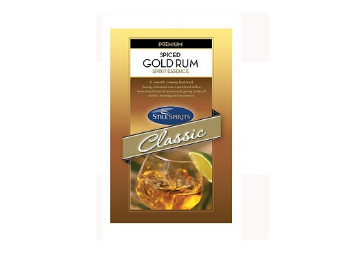 Still spirits Classic Spiced Gold Rum