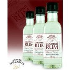 Samuel Willards Coconut Rum Premix liqueur