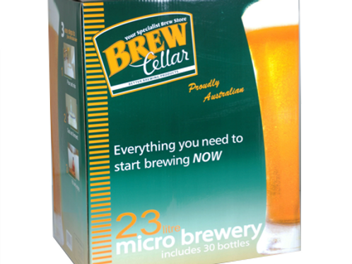 Micro brewery starter kit