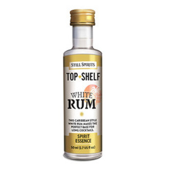 Still spirits Top Shelf - White Rum