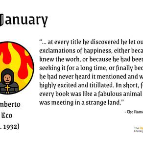 The Literary Year: 05 January