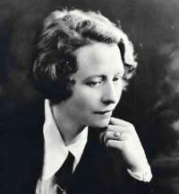 OTD:  Edna St Vincent Millay