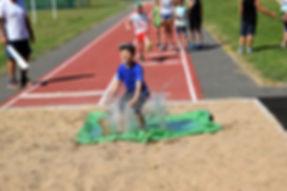 Athlegol-eau et GAM en Fete Gien 26-06-2