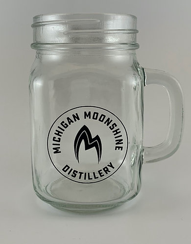 Mason Jar Logo Mug