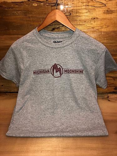 Full Logo T-Shirt, grey