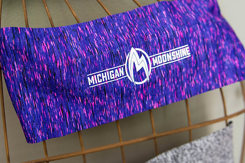 Purple/Pink Headband