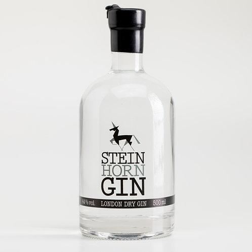 Steinhorn Gin 500 ml, 44 % alc., London Dry Gin