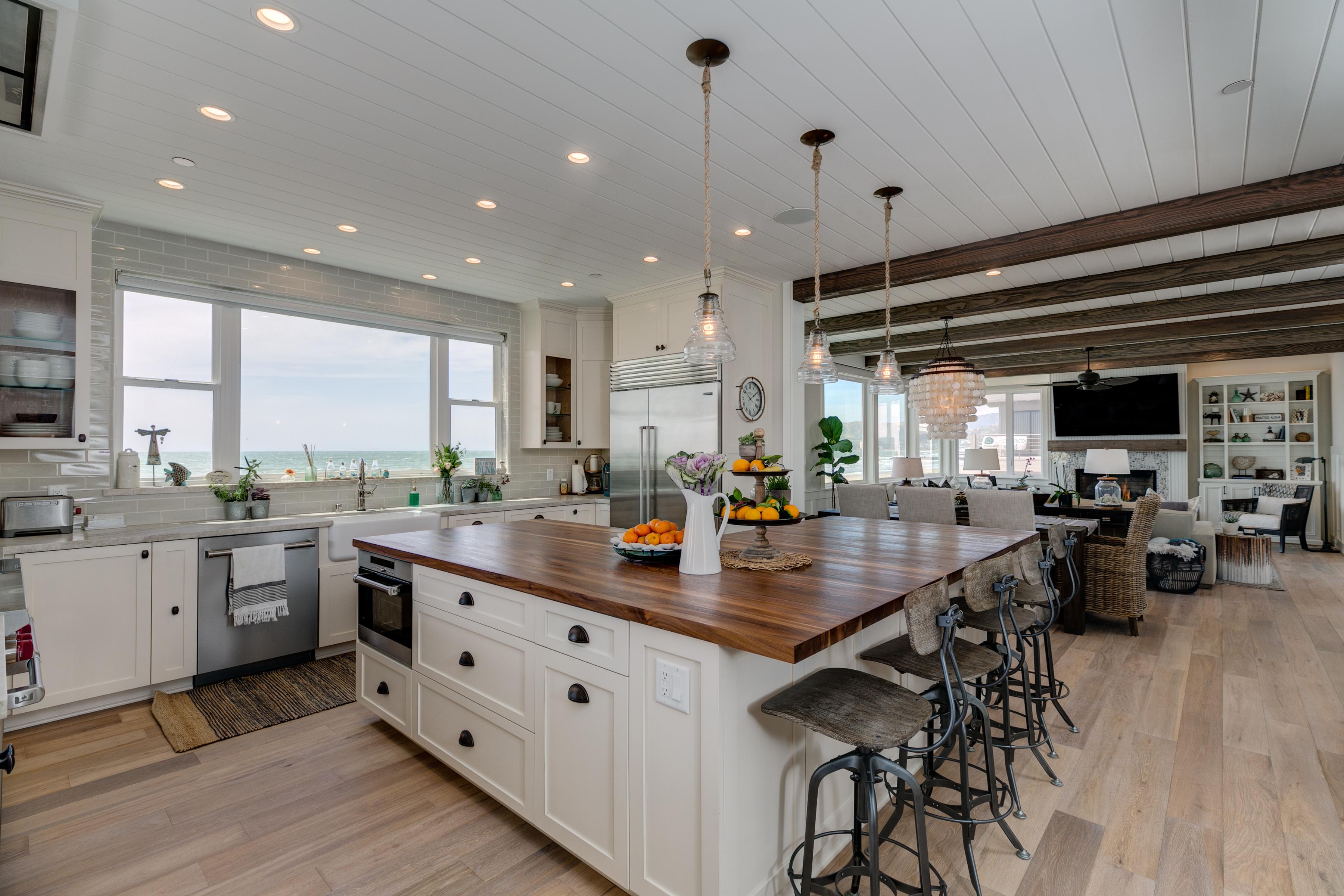 Beach House Interior Design Ventura