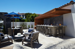 Indigo Pool Bar @ Ojai Valley Inn