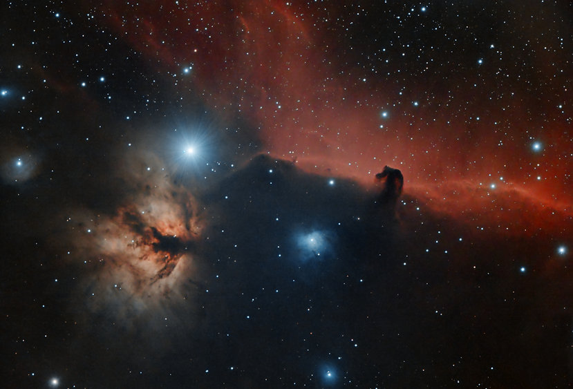 NGC 2024 & B33