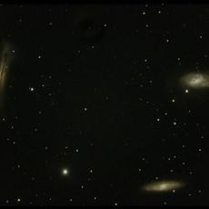M 65 / M 66 / NGC 3628