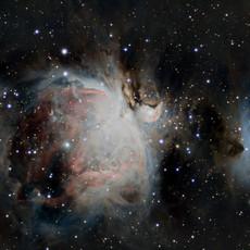 M42 Orion Nebel