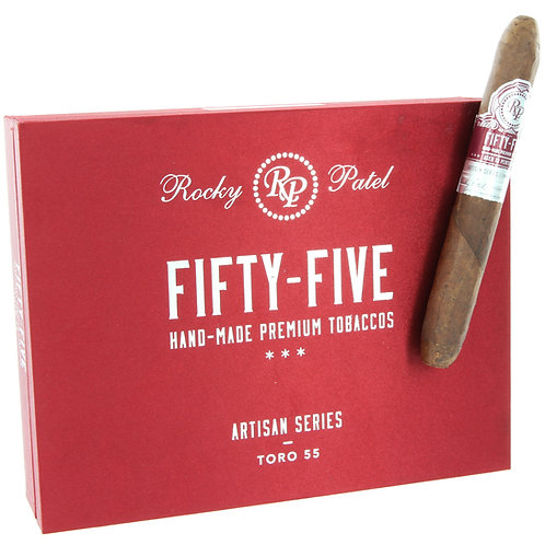 Rocky Patel Fifty-Five Toro  6.5 X 55