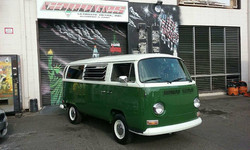 1971 VW after