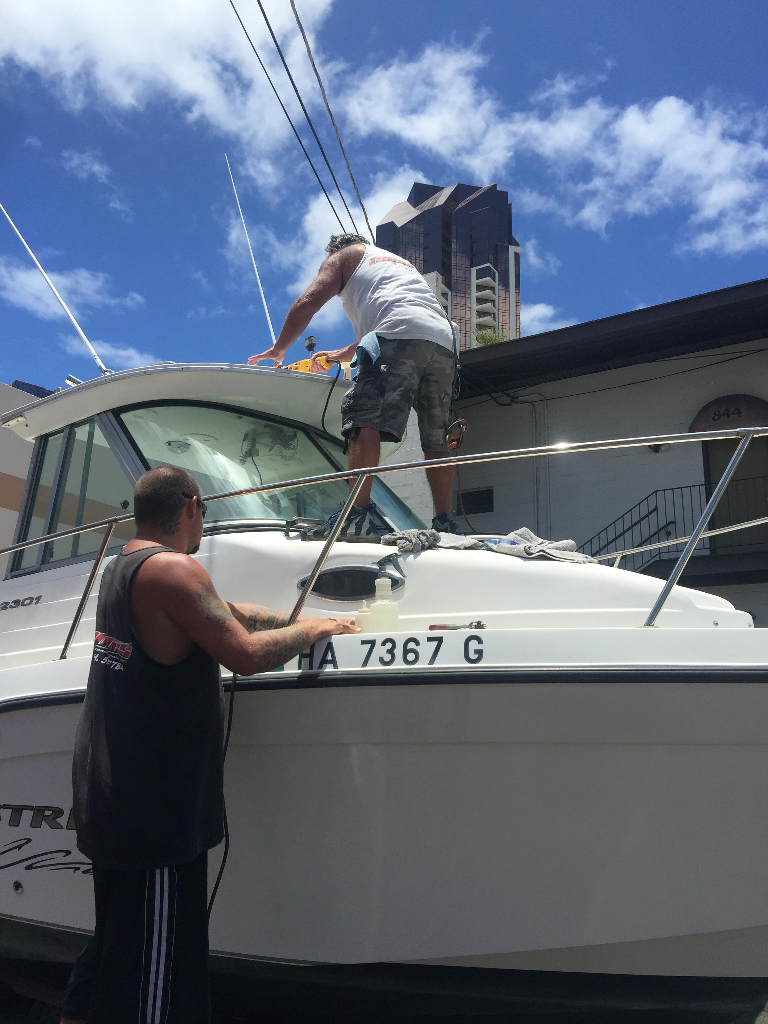 23ft Boat