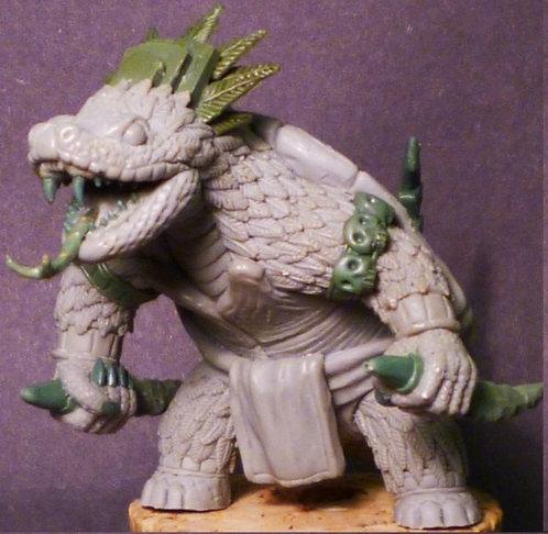 Yahui, The Turtle Demon of Sacrifice