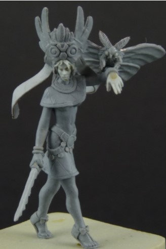 Itzpapalotl, The Obsidian Wings