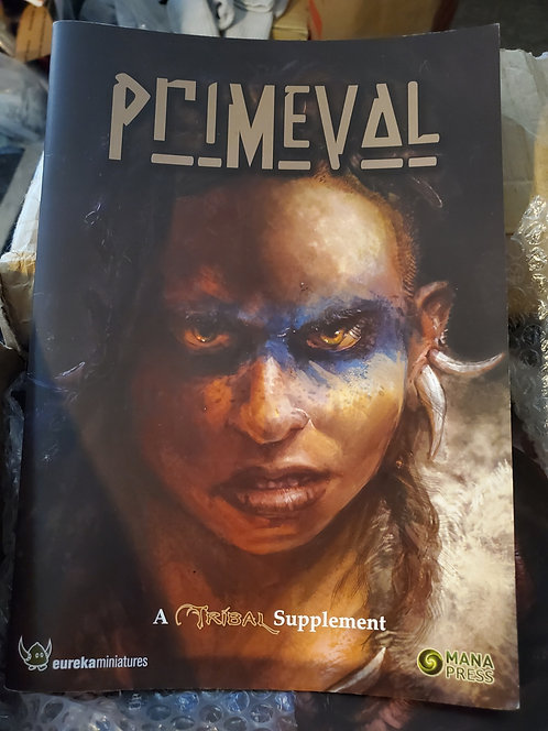 Primeval - Tribal Supplement - Mana Press