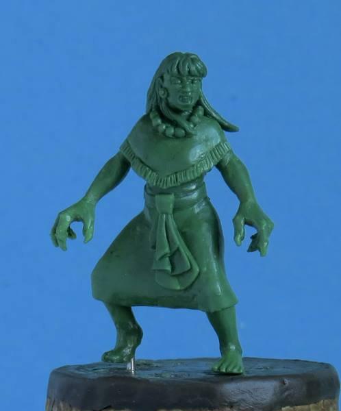 Tlahuelpuchi, the Aztec Vampire