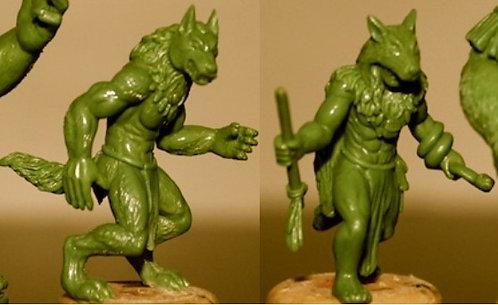 The Skinwalker (Wolf)