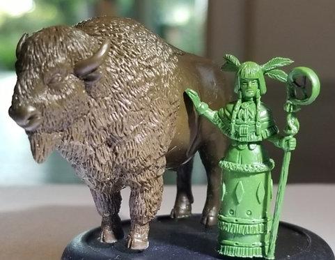 Plains White Buffalo Woman