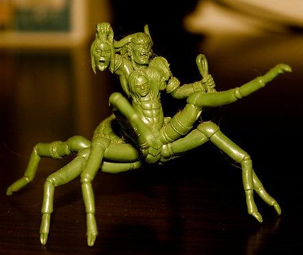 Ai Apeac the Decapitator, the Mad God of the Moche