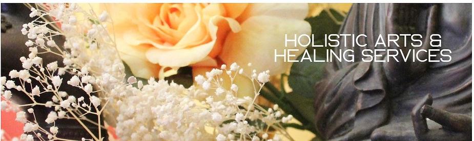 Header holistic arts and healing service