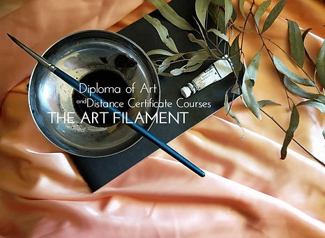 Full Image Diploma of Art & Distance Cer
