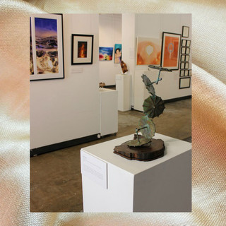 Image subject to Copyright. Keith Chidzey  Work in view includes Erin Kathleen Muir & Sue Bishop, seperately.