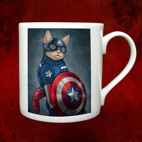 mini mug Capità Amèrica