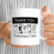 mugs de veterinaris