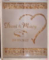 caixa copes gravades casament