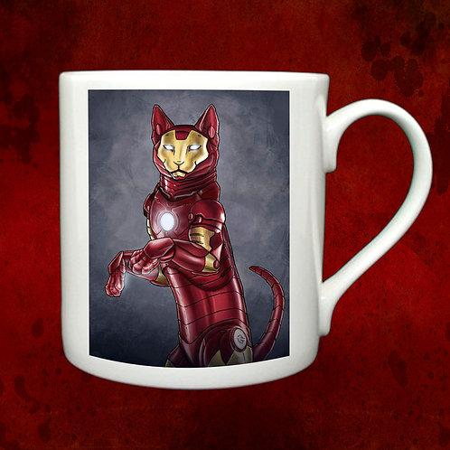 mini mug Iron Cat