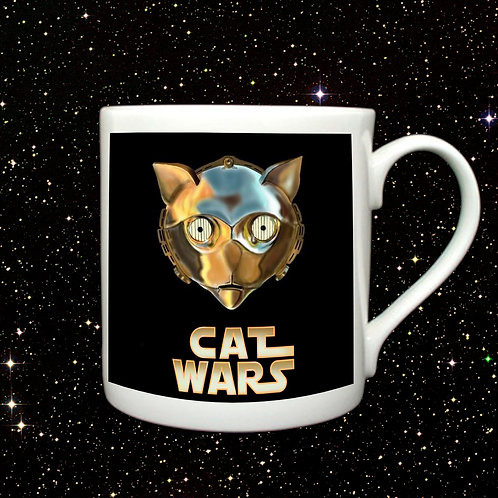 mini mug star gats C-3PO