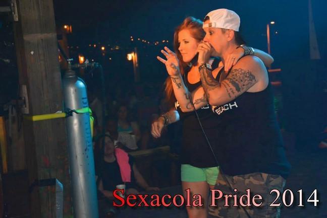 Sexacola Beach MSR