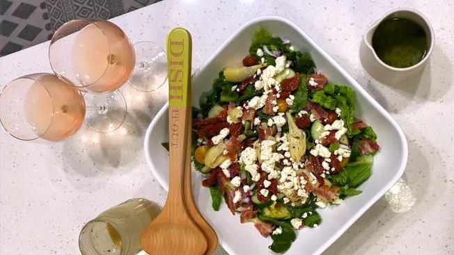 Quick Homemade Italian Vinaigrette