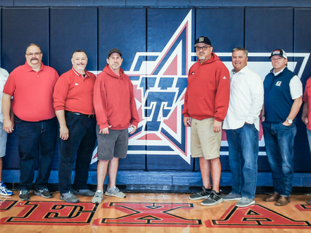 Meet the KWVH Wimberley Texans Sports Broadcast Team