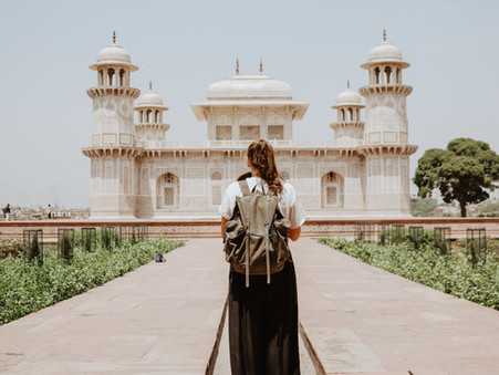Being a Travel Blogger (Even When You're Not Traveling!)
