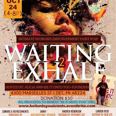 Waiting to Exhale Event