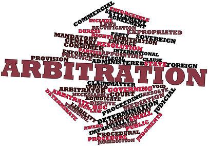 Arbitration arbitrator ADR AAA