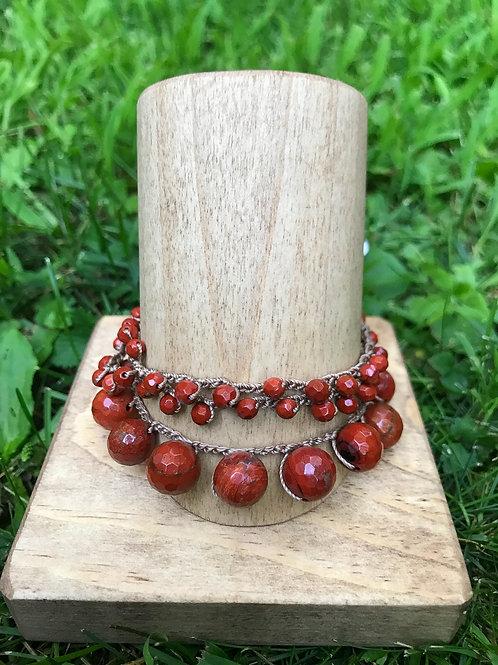 Red Jasper (Stone of Endurance)