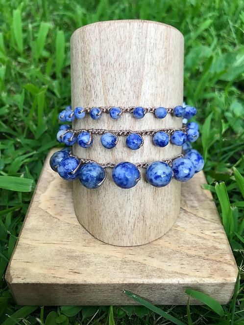 Blue Lapis (Stone of Wisdom)
