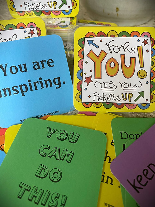 For You! Affirmation Cards for Children