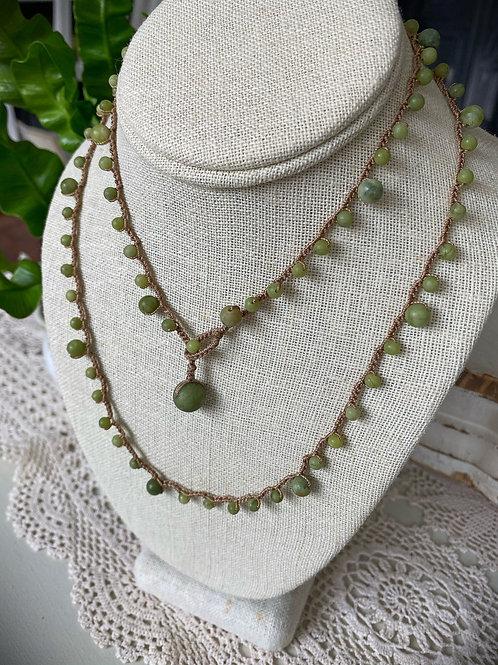 Jade (Stone of Courage & Purification)