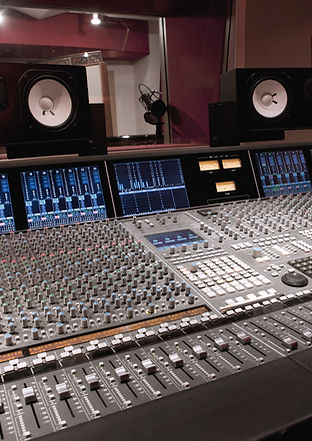Tapelab, Opname Studio, Studio, Mixing Desk, Mixer, Mixing Console, Faders, Speakers, Muziek Productie Workshop, Privé Lessen