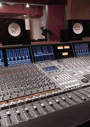 Tapelab, Opname Studio, Studio, Mixing Desk, Mixer, Mixing Console, Faders, Speakers, Muziek Productie Workshop, Privé Lessen